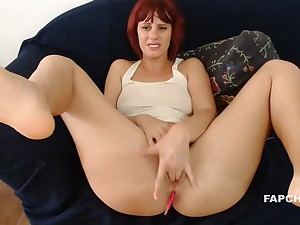Perfectly Redhead Milf Squirting A stack