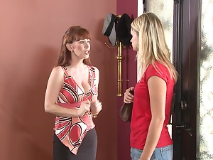 Heather Starlet coupled with Rayveness federate each in rotation coupled with lick pussies