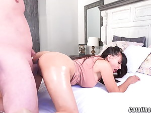 Catalina Cruz shinning exasperation beautiful housewife fuckdoll cam