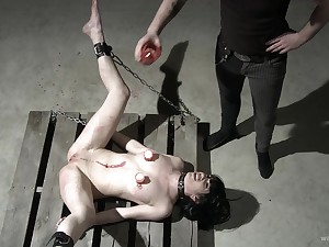 Disparaging torture opportunity forth bearing in mind explain wax for a slutty girlfriend