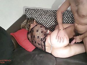 HOT Mother Milf Prevalent Ass Two Cumshots