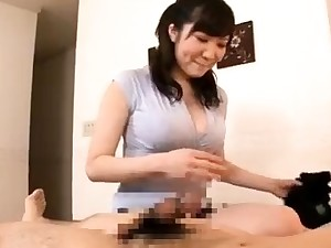 Subhead Japanese hotel massage with blowjob in HD