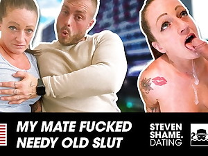 Adrienne Kiss shows him MILF sex! StevenShame.dating
