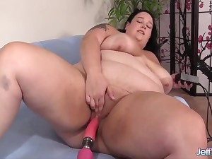 Dildos Vs Machines With Horny Bbws Compilation With Valhalla Lee, Sinful Samia Coupled with Simone Debu