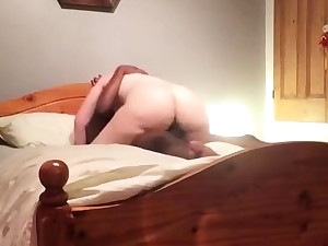 Amateur British nearby sexy arse moves