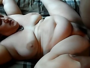Angry Pinch pennies Fucks His Wife's Make obsolete Lacy - Mature
