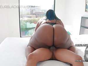 BIG Plunder CHOCOLATE SSBBW ASS