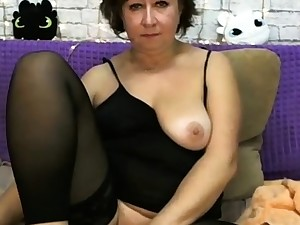 Depraved old lady