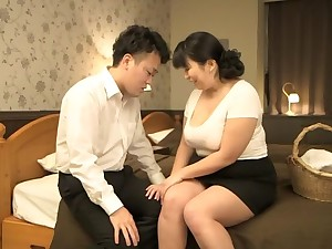 Hottest Japanese doll near Crazy HD, Of age JAV video
