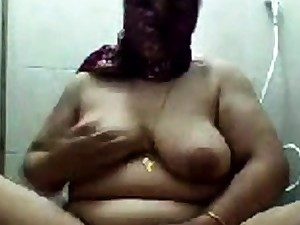 Bbw fat arabian beyond webcam