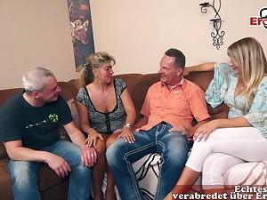 German matured housewife swinger orgy