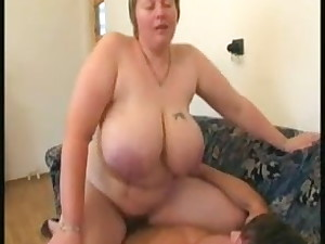 Mommy Chubby Titty Five-by-five